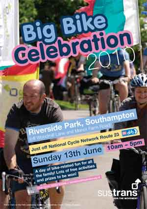 Big Bike Celebration June 13th 2010
