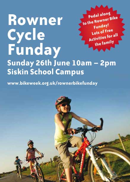 Rowner Cycle Funday
